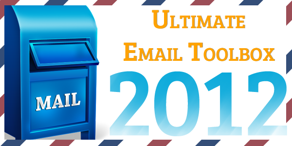 Ultimate Email Toolbox 2012