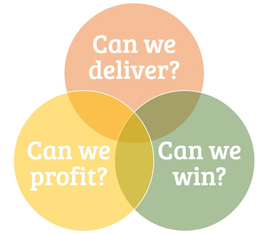 Business proposals: can we win?