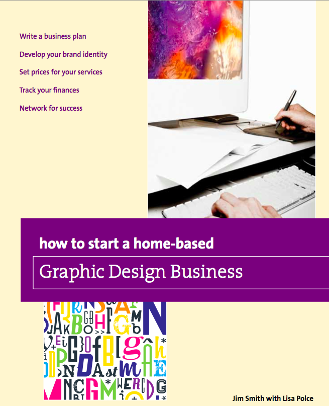 How to run a graphic design business from home