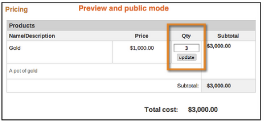 Quote-Roller-Pricing-Table-Options